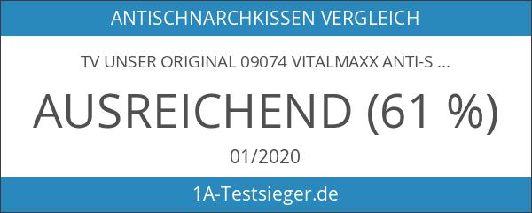 TV unser Original 09074 vitalmaxx Anti-Schnarch-Kissen