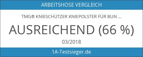 TMG® Knieschützer Kniepolster für Bundhosen und Latzhosen