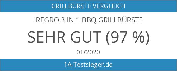 iRegro 3 in 1 BBQ Grillbürste