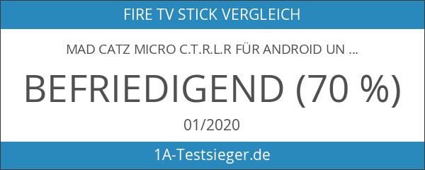 Mad Catz Micro C.T.R.L.R für Android und Amazon Fire TV