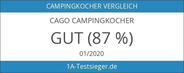 CAGO Campingkocher