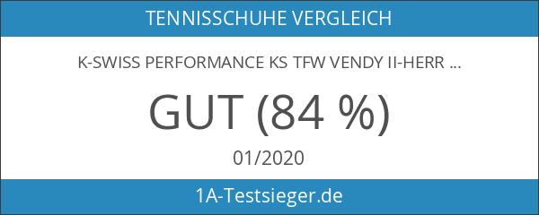 K-Swiss Performance KS TFW VENDY II-Herren Tennisschuhe