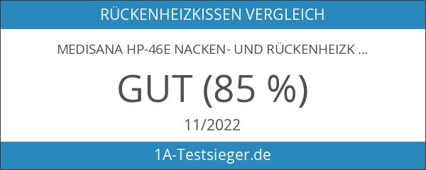 Medisana HP-46E Nacken- und Rückenheizkissen Super Flausch