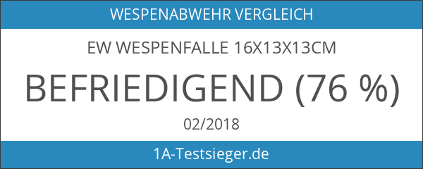 EW Wespenfalle 16x13x13cm