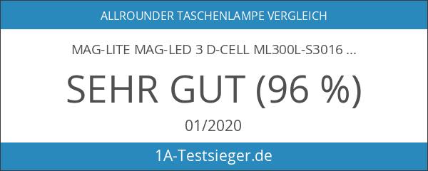 Mag-Lite MAG-LED 3 D-Cell ML300L-S3016
