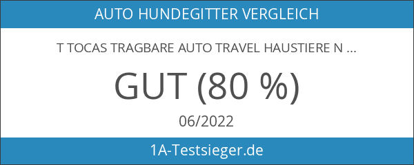 T Tocas Tragbare Auto Travel Haustiere Net Barrier Blocks Hunde