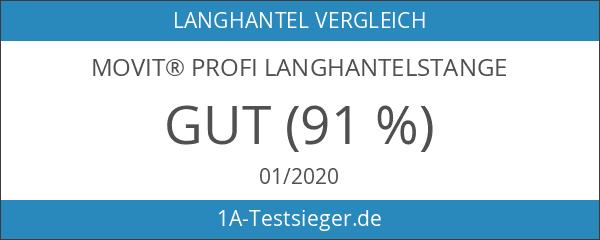 MOVIT® Profi Langhantelstange