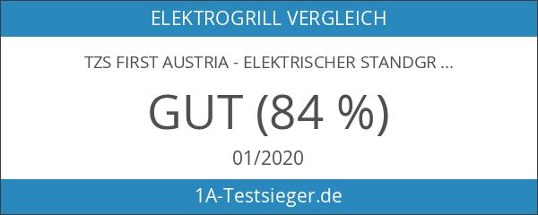 TZS First Austria - elektrischer Standgrill in 3 min heiß
