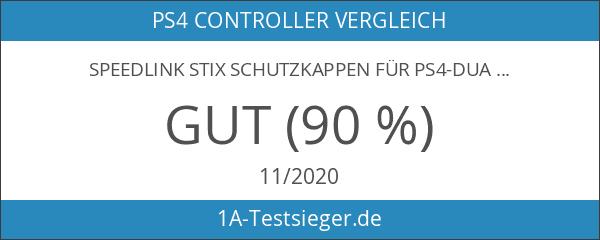 Speedlink Stix Schutzkappen für PS4-Dualshock-Controller