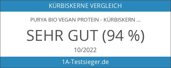 Purya Bio Vegan Protein - Kürbiskern