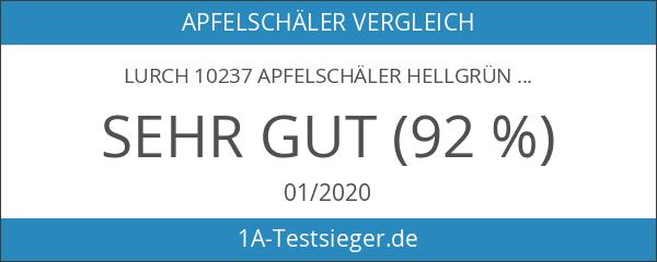 Lurch 10237 Apfelschäler hellgrün