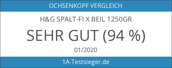 H&G Spalt-Fi X Beil 1250Gr