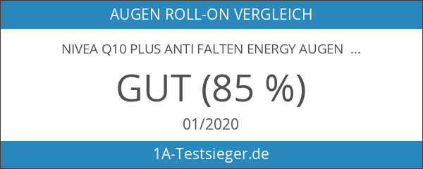 Nivea Q10 Plus Anti Falten Energy Augen Roll-On