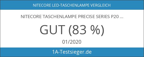 NITECORE Taschenlampe Precise Series P20 CREE XM-L2 Led
