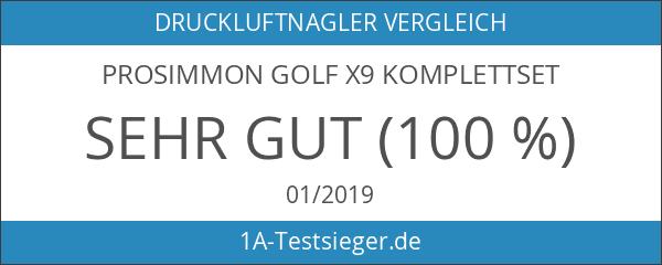 Prosimmon Golf X9 Komplettset