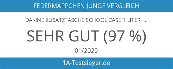 Dakine Zusatztasche School Case 1 Liter Mehrfarbig 05SC1B