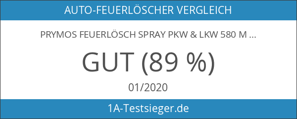 Prymos Feuerlösch Spray PKW & LKW 580 ml