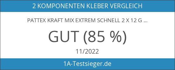 Pattex Kraft Mix Extrem Schnell 2 x 12 g