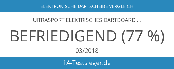 UItrasport elektrisches Dartboard