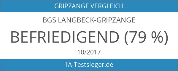 BGS Langbeck-Gripzange