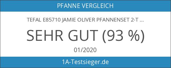 Tefal E85710 Jamie Oliver Pfannenset 2-tlg