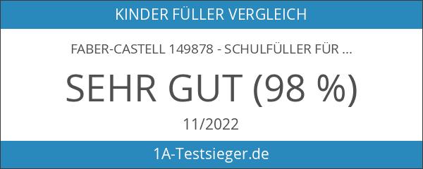 Faber-Castell 149878 - Schulfüller für Rechtshänder