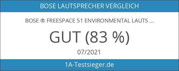Bose ® FreeSpace 51 Environmental Lautsprecher granit-grün