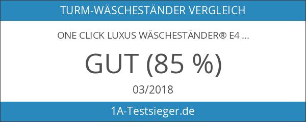 One Click Luxus Wäscheständer® E4