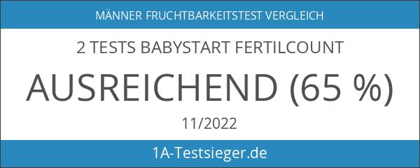 2 Tests Babystart Fertilcount