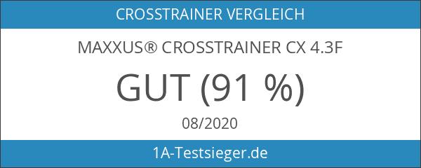 MAXXUS® CROSSTRAINER CX 4.3f