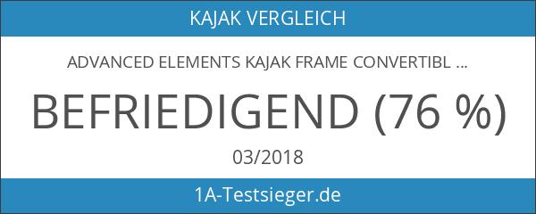 Advanced Elements Kajak Frame Convertible