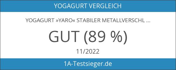 Yogagurt »Yaro« stabiler Metallverschluss Länge 1
