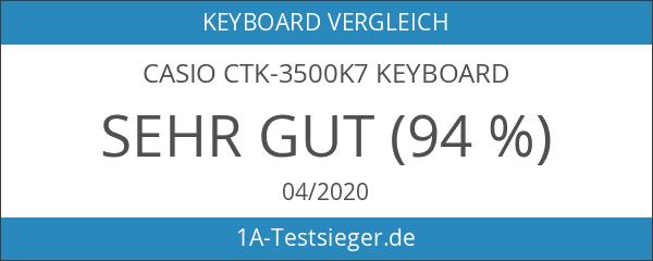 CASIO CTK-3500K7 Keyboard