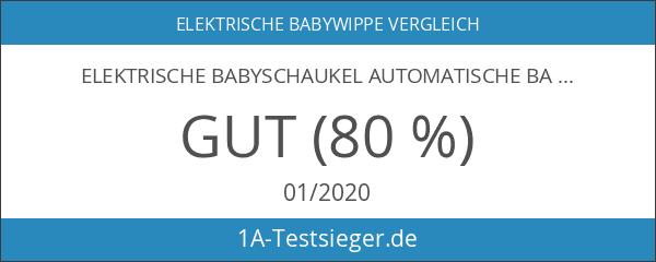 Elektrische Babyschaukel Automatische Baby Wiege Wippe LILOU 2