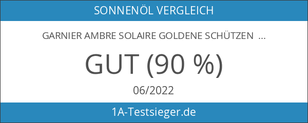 Garnier Ambre Solaire Goldene Schützen SPF10 Oil Spray 150ml
