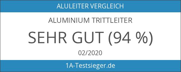 Aluminium Trittleiter
