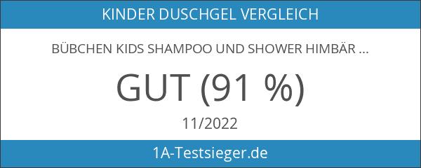 Bübchen Kids Shampoo und Shower Himbärspaß