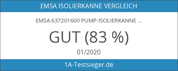 Emsa 637201600 Pump-Isolierkanne