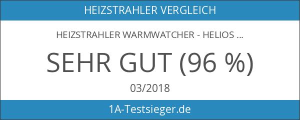 Heizstrahler Warmwatcher - Helios