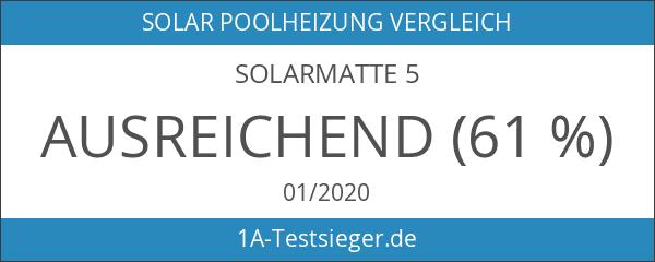 Solarmatte 5