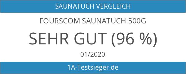 FOURSCOM Saunatuch 500g