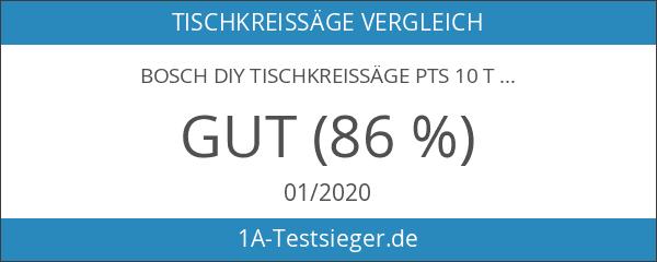 Bosch DIY Tischkreissäge PTS 10 T