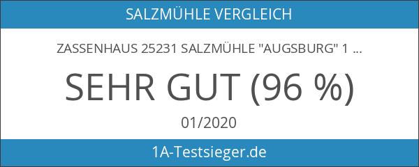 """Zassenhaus 25231 Salzmühle """"Augsburg"""" 18 cm"""