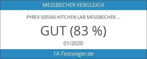 Pyrex 505040 Kitchen Lab Messbecher