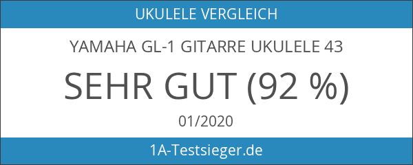 Yamaha GL-1 Gitarre Ukulele 43