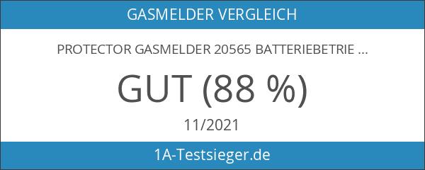 Protector Gasmelder 20565 batteriebetrieben detektiert Kohlenmonoxid