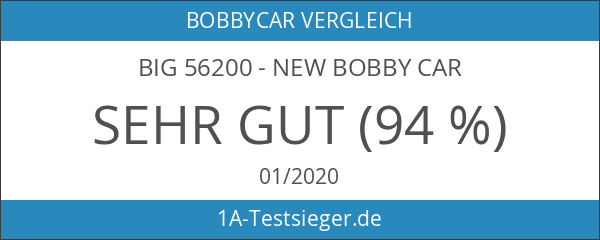 BIG 56200 - New Bobby Car