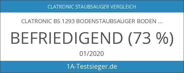 Clatronic BS 1293 Bodenstaubsauger Bodenstaubsauger EEK b