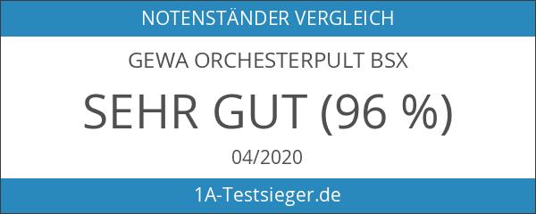GEWA Orchesterpult BSX