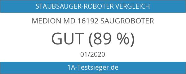 MEDION MD 16192 Saugroboter